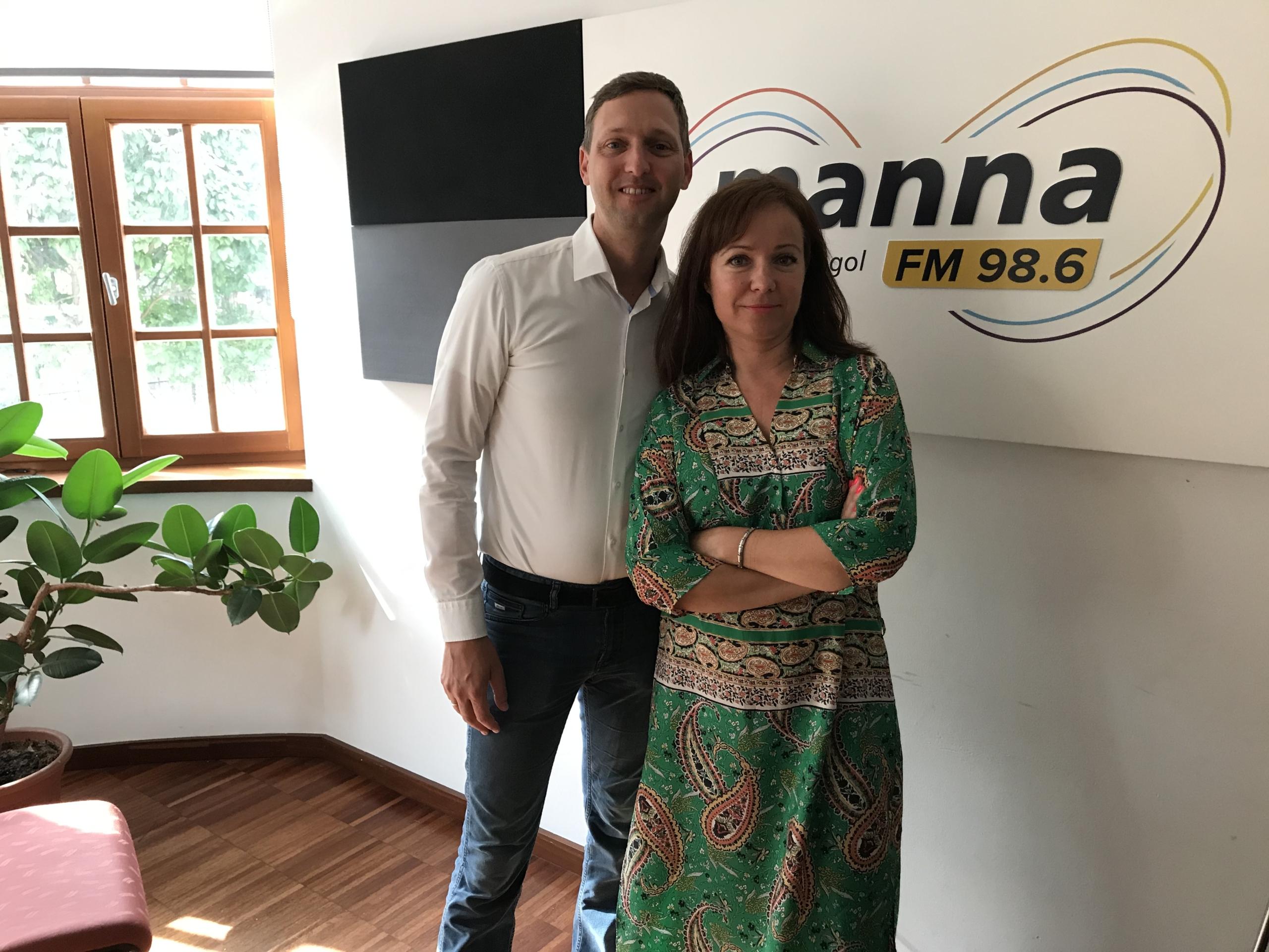 A MannaFM vendége voltam, a téma az egészségbiztosítás